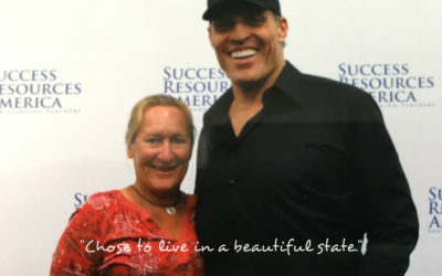 The SCoop: Top 10 things I learned from attending a Tony Robbins seminar and what do I say to the man who changed my life?