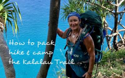 The SCoop: How to pack, hike & camp on the Kalalau Trail